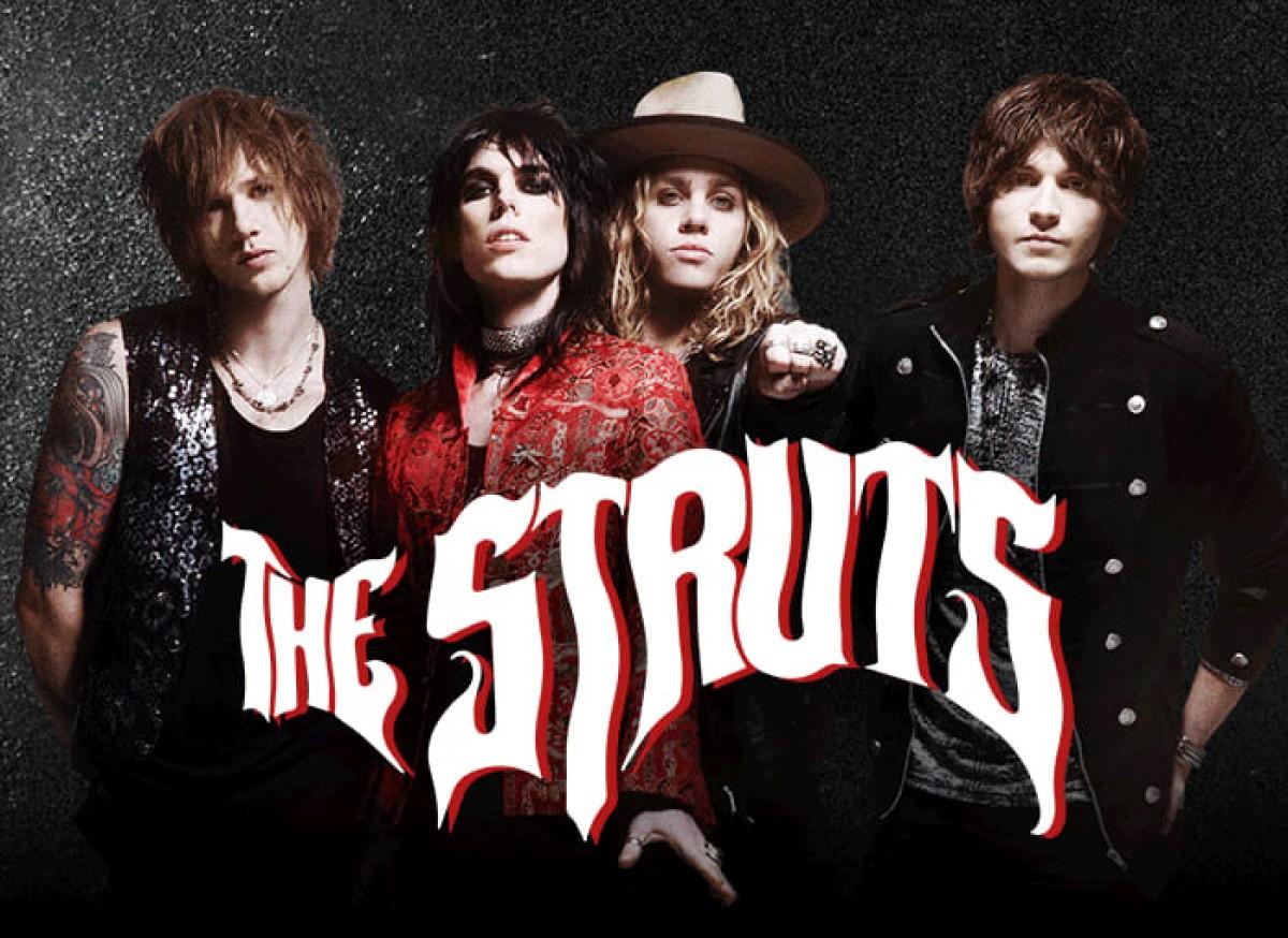 The Struts: La resurrecció del Glam Rock