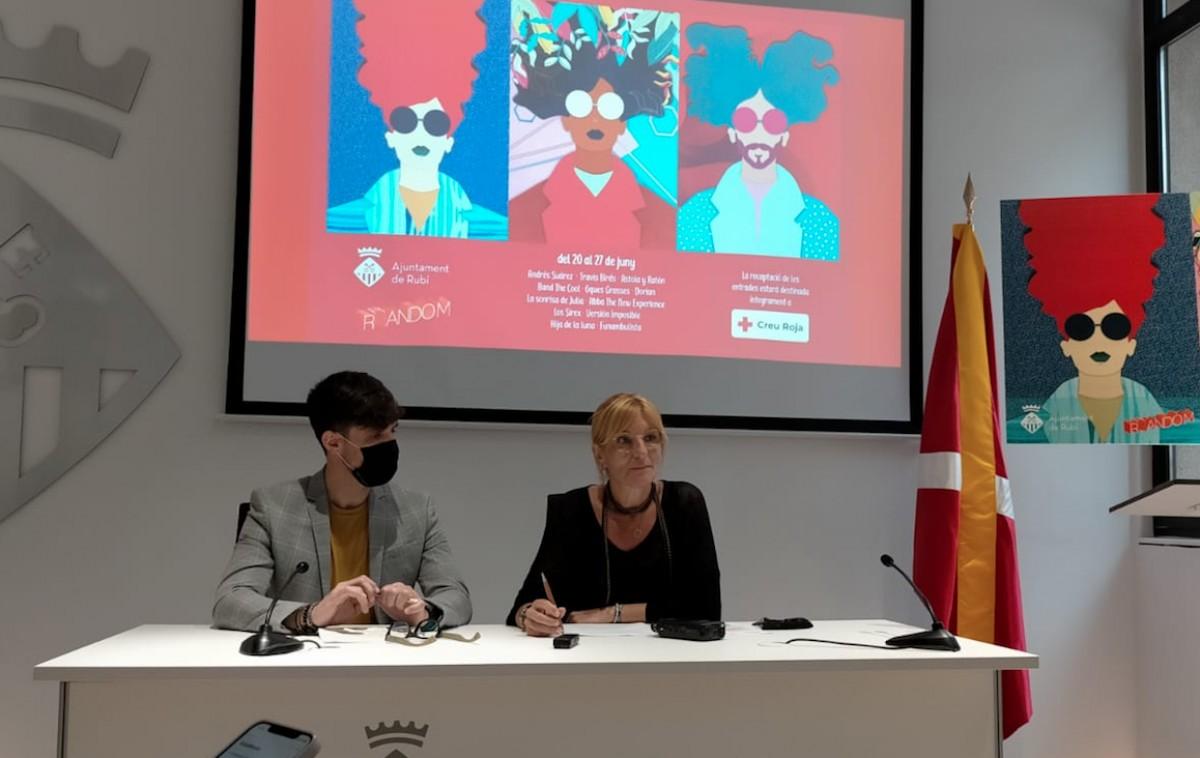 El cartell del RRandom del 2021 inclou propostes de diversos gèneres