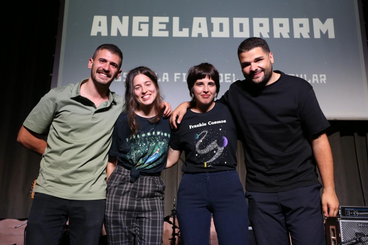 Angeladorrrm, guanyadors del vot popular a la 1a eliminatòria del Sona9 2021