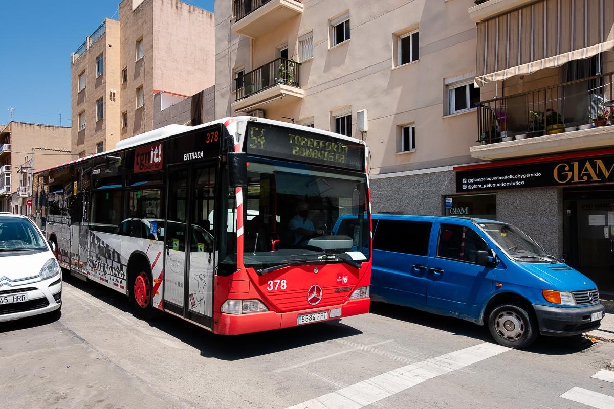 L'Empresa Municipal de Transports es fusiona amb Aparcaments Municipals de Tarragona.