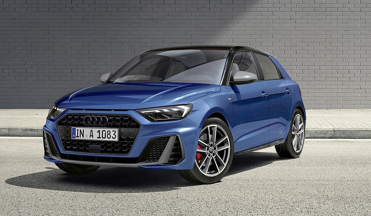 Audi A1 Sportback 40 TFSI Competition