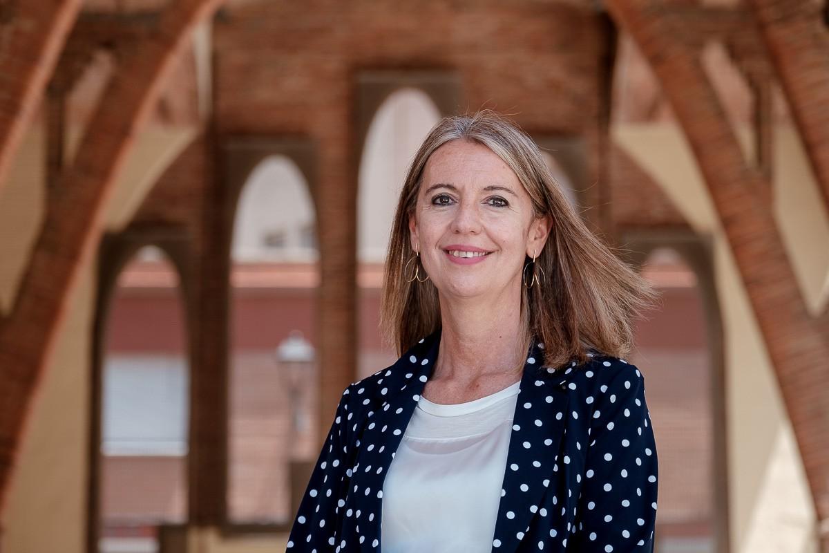 Mireia Ingla, alcaldessa de Sant Cugat