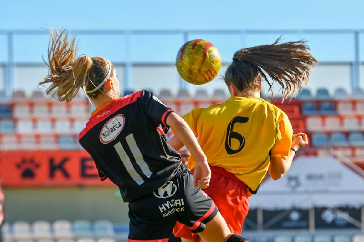 Revolució al futbol femení
