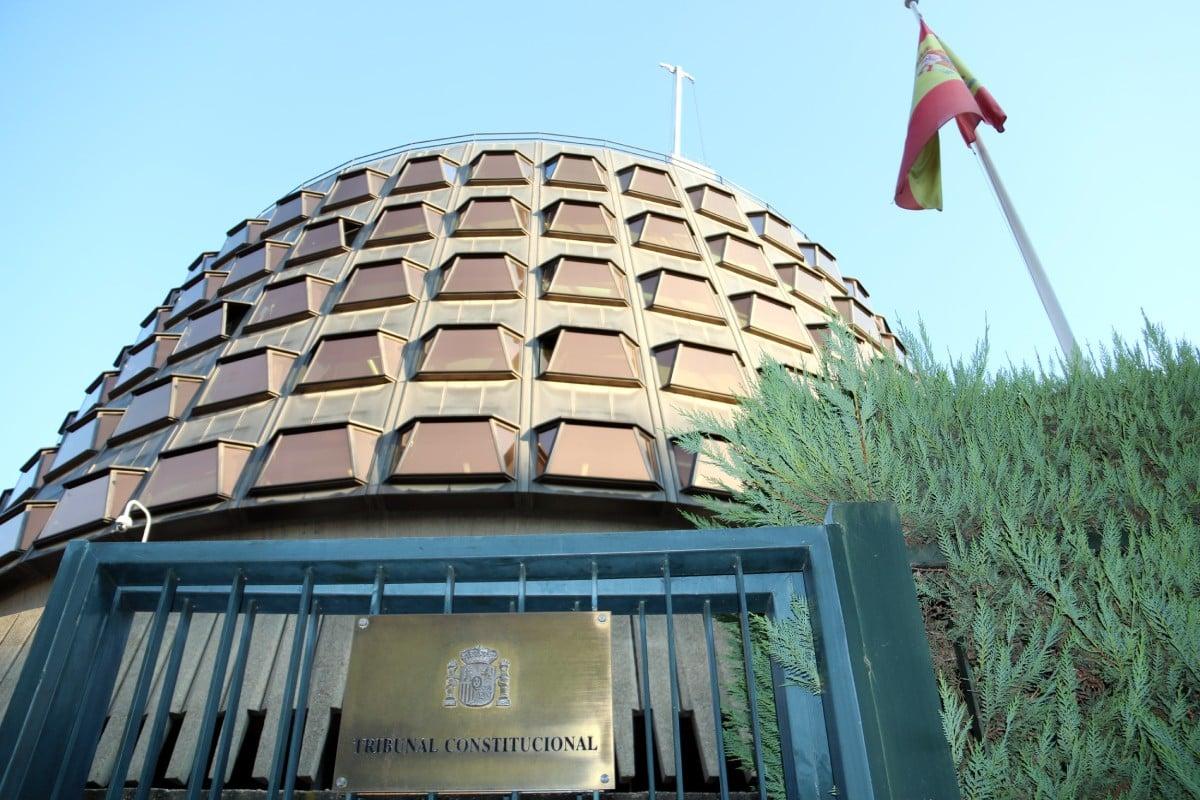 Edifici del Tribunal Constitucional.