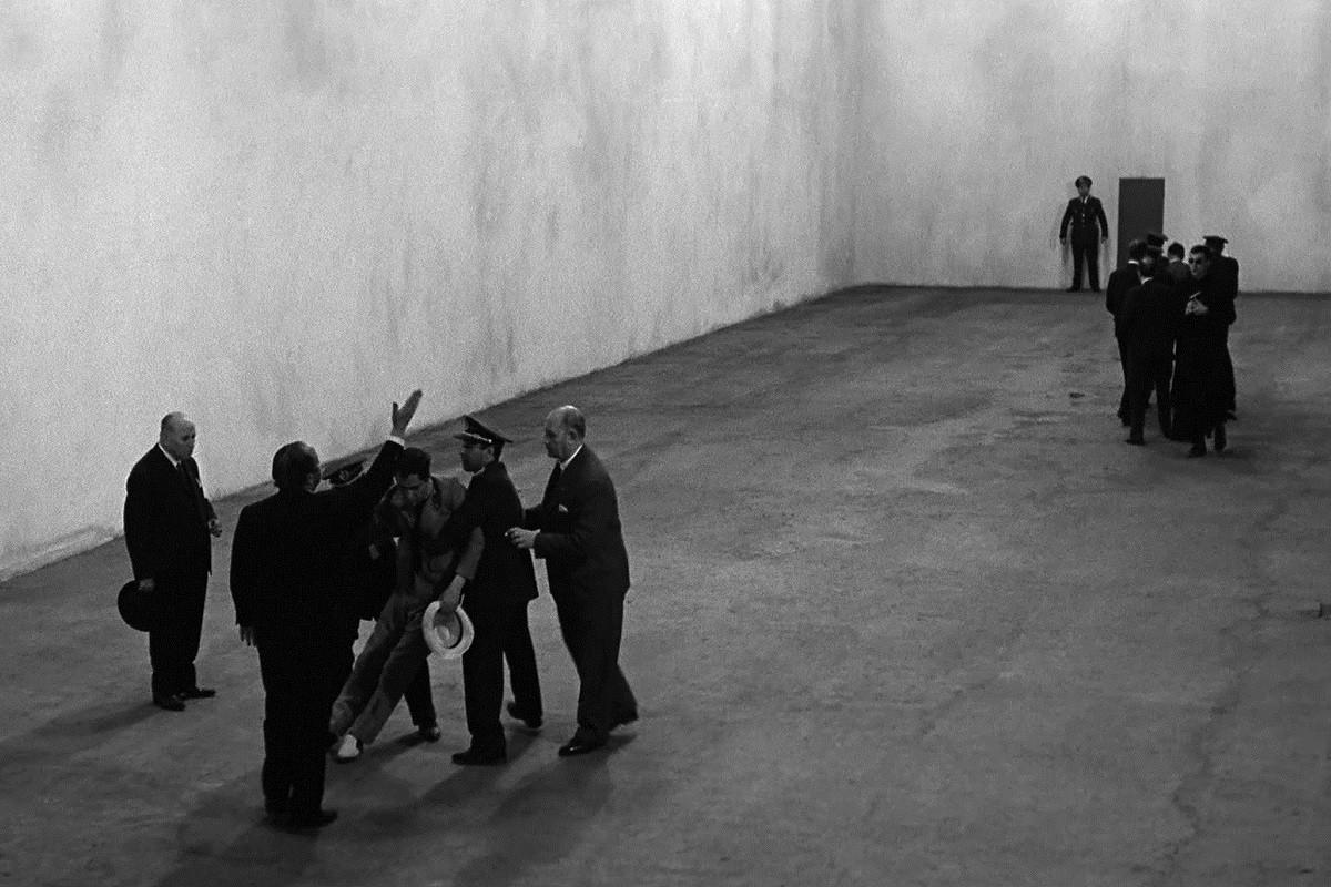 Una de les millors escenes de «El verdugo».