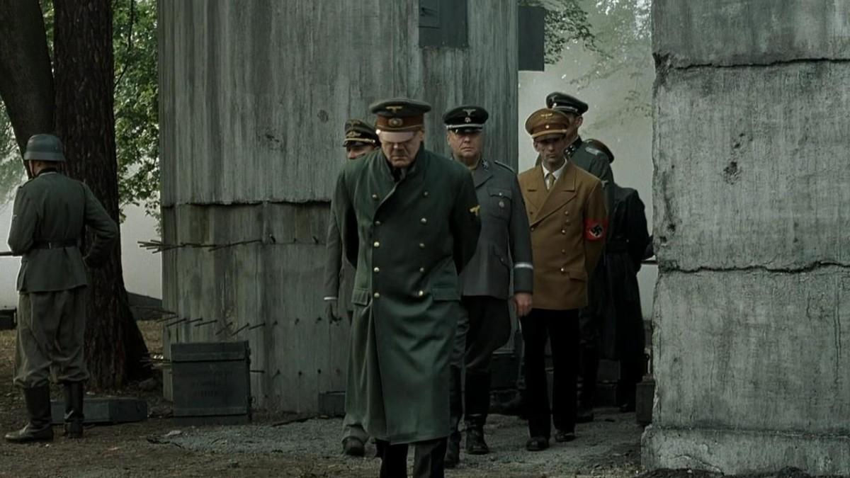 Una escena de «Der Untergang»