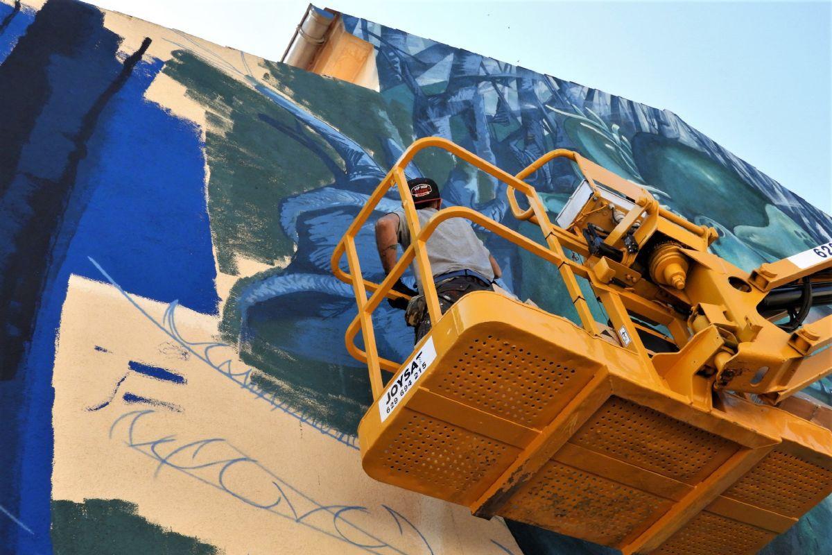 Primera edició del Mur Murs de Monistrol de Calders