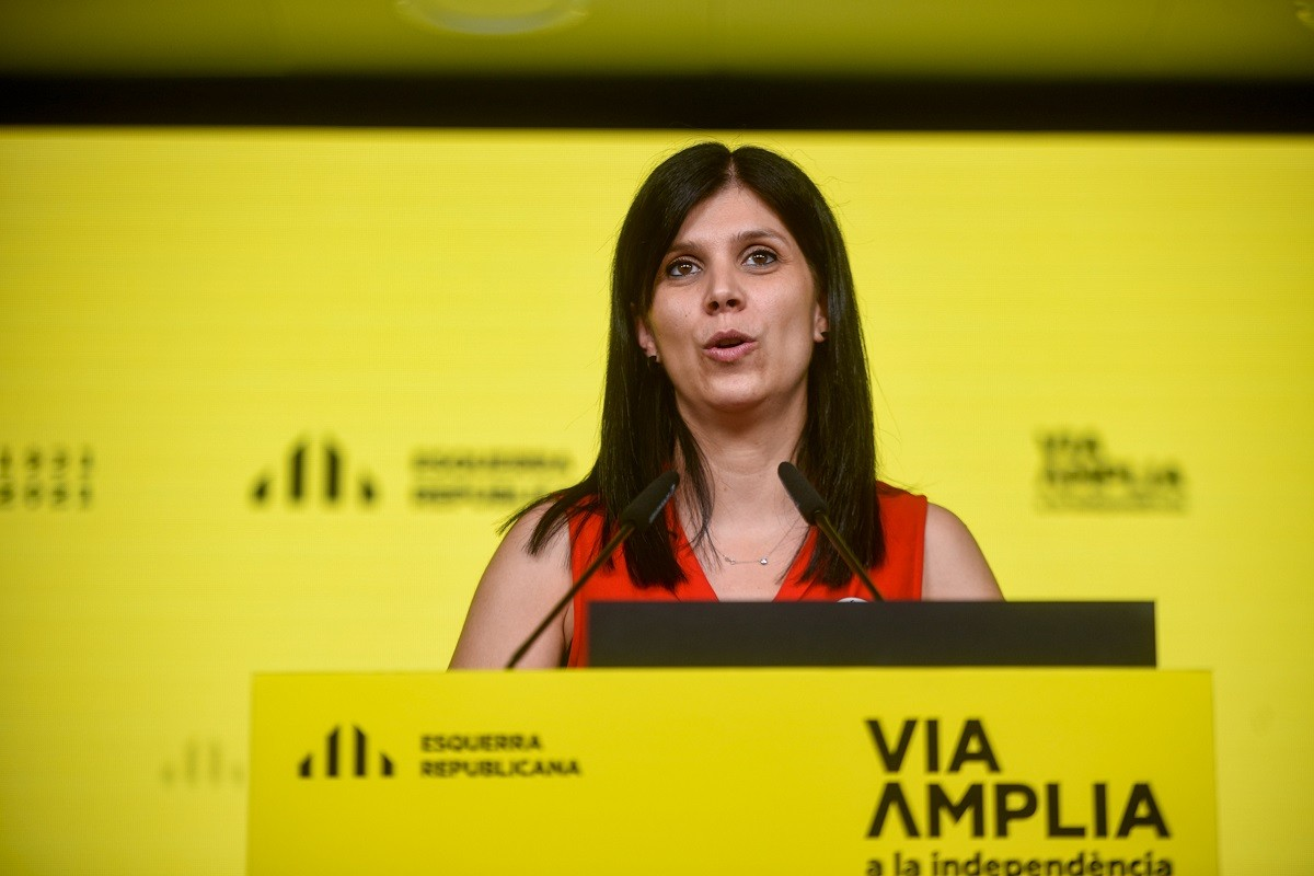 Marta Vilalta reclama a Sánchez fer efectius els indults