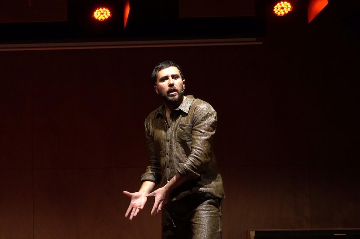 L'actor d'Isona, Ivan Caelles, serà un dels artistes convidats a l'Estivalet
