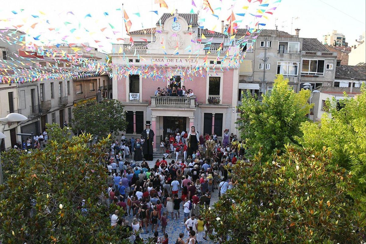 Imatge de la Festa Major de Rubí 2019