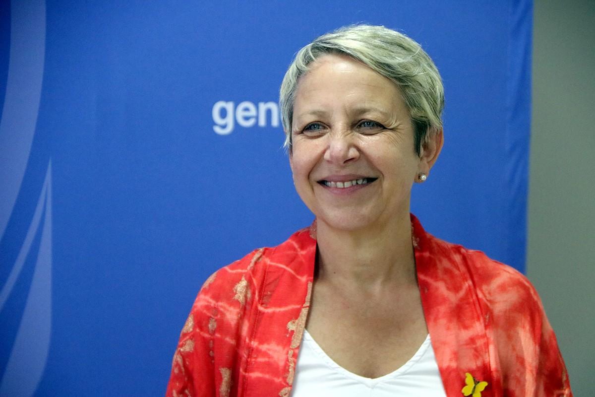La nova delegada del Govern a la Catalunya Central, Rosa Vestit