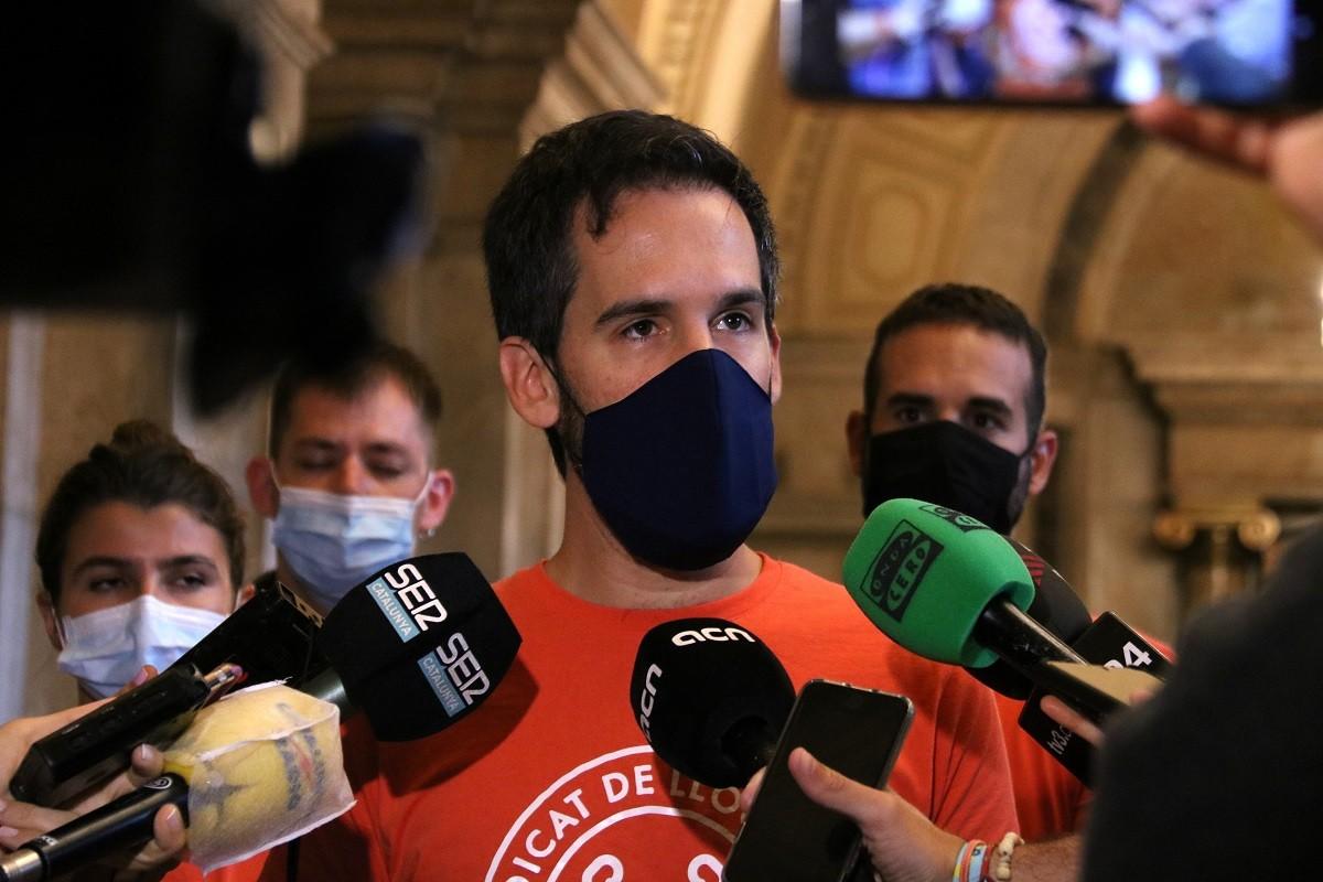 Jaime Palomera, en una imatge d'arxiu