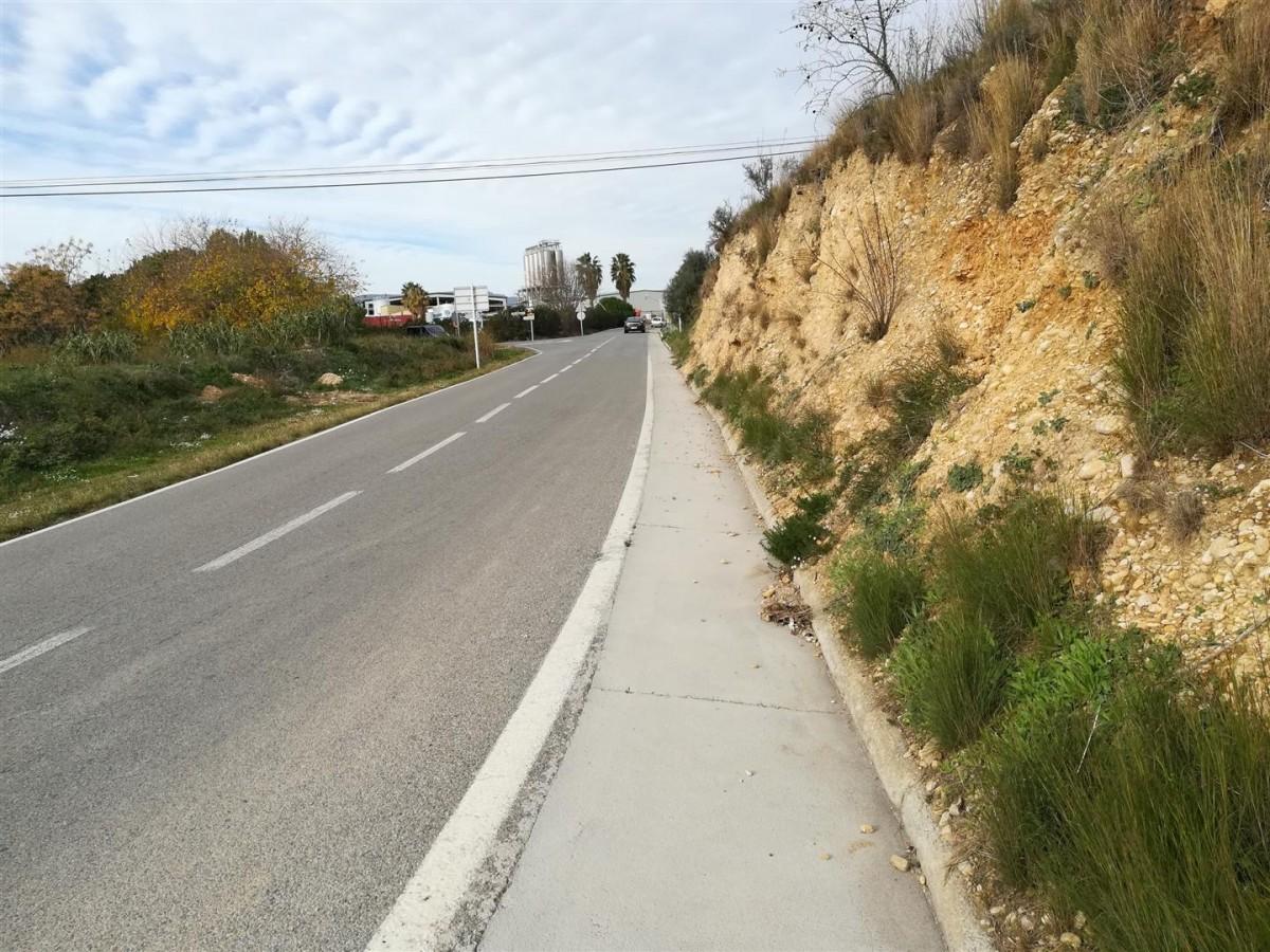 La infraestructura viària, a Vilallonga del Camp
