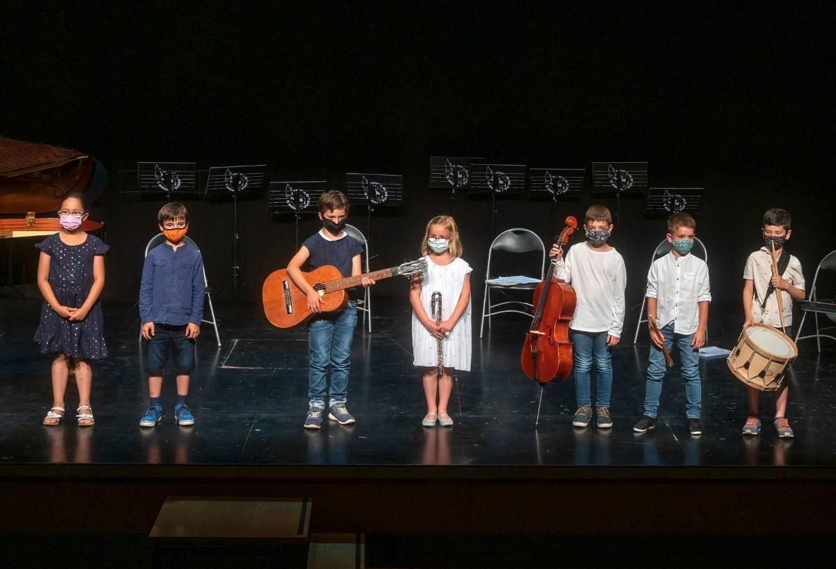 Un dels concerts del centre