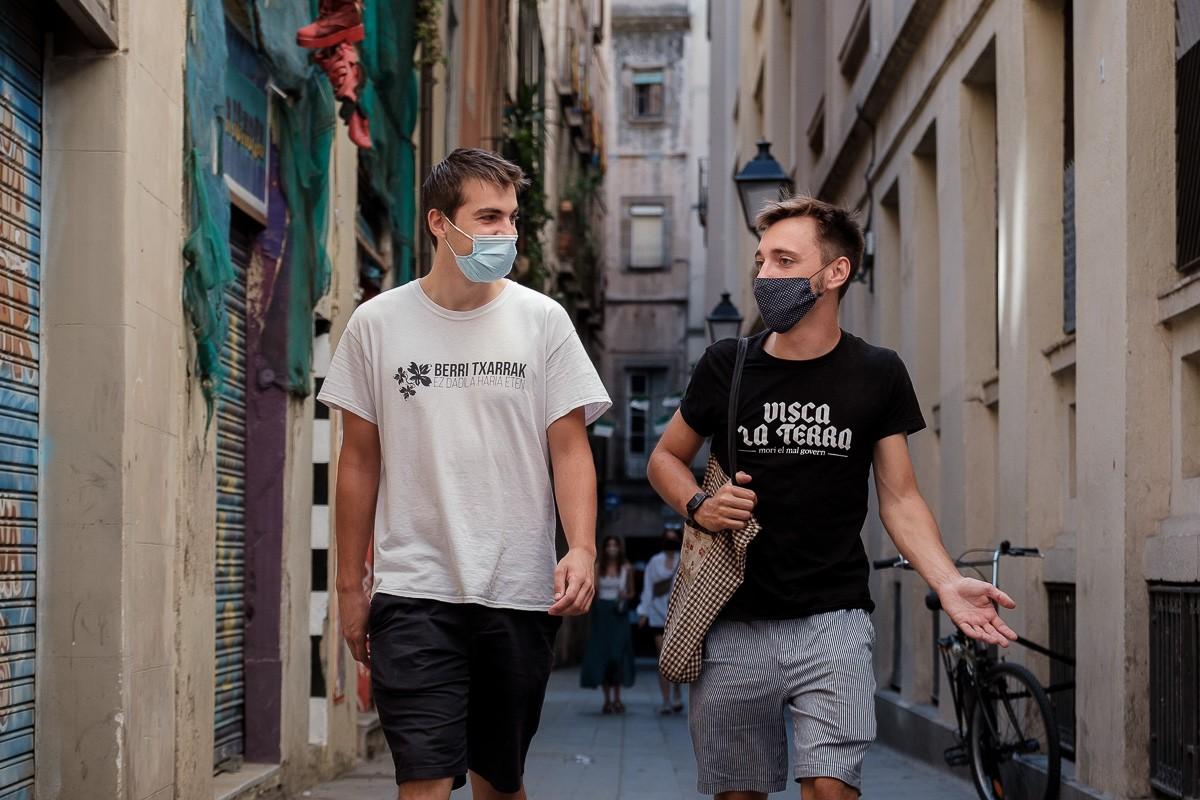 Adrià Casasús i Marcel Vivet