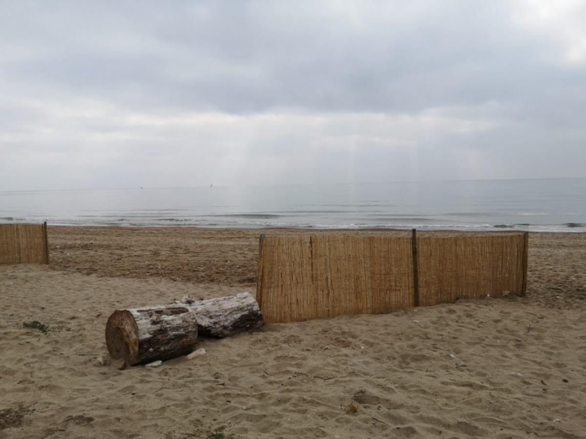 Dunes d'Altafulla, en una imatge d'arxiu