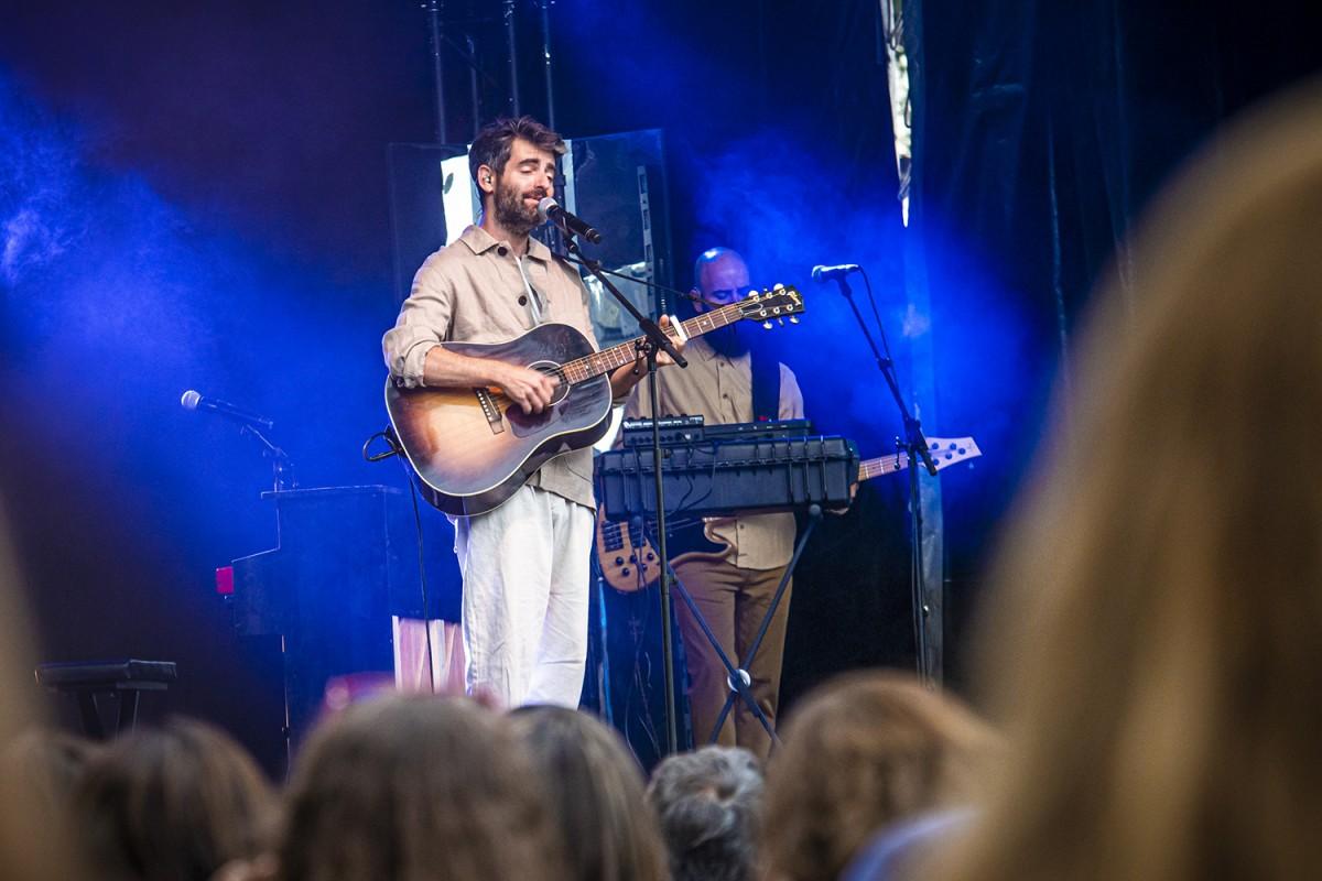 Joan Dausà al festival 'Respira'