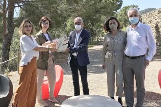 Guardonen el CHV per la seva gestió ambiental