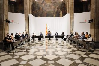 El Govern i Colau posen peròs a les presses de l'Estat per ampliar el Prat