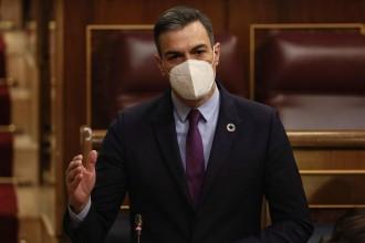 Sánchez treu pit del seu govern: «zero DUI, zero referèndums i zero il·legalitats al Parlament»