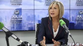 Julia Otero reapareix per sorpresa i torna a presentar el seu programa per un dia