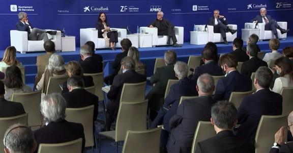 Foment diu que Aragonès ha fet el primer pas pel retorn de les empreses