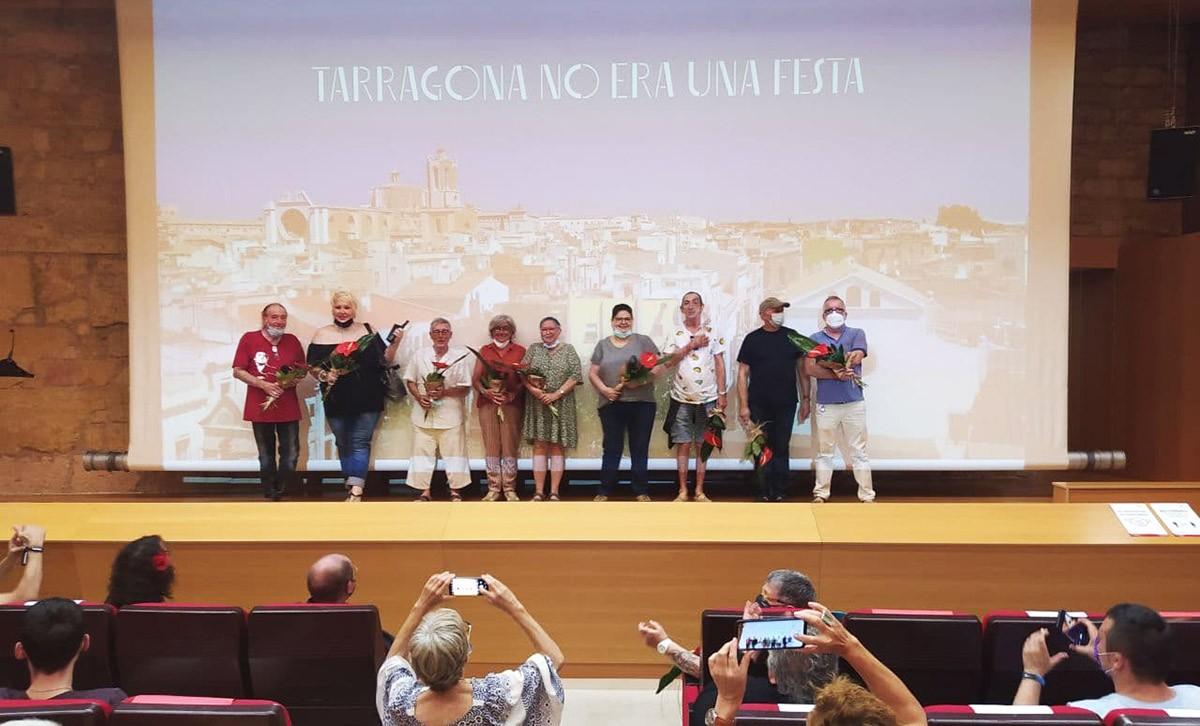 L'acte es va celebrar a l'Antiga Audiència de Tarragona.