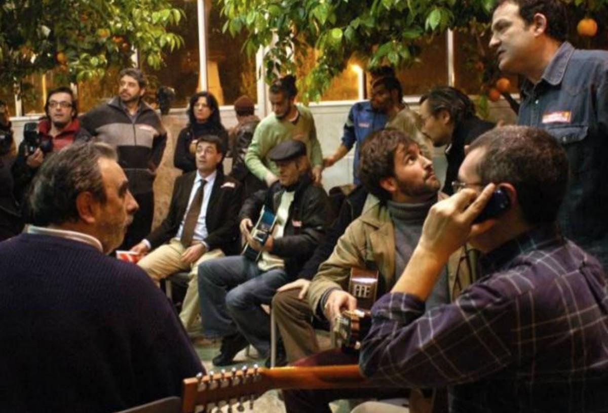 Tancada al Palau de la Música de València el març de 2005, embrió COM