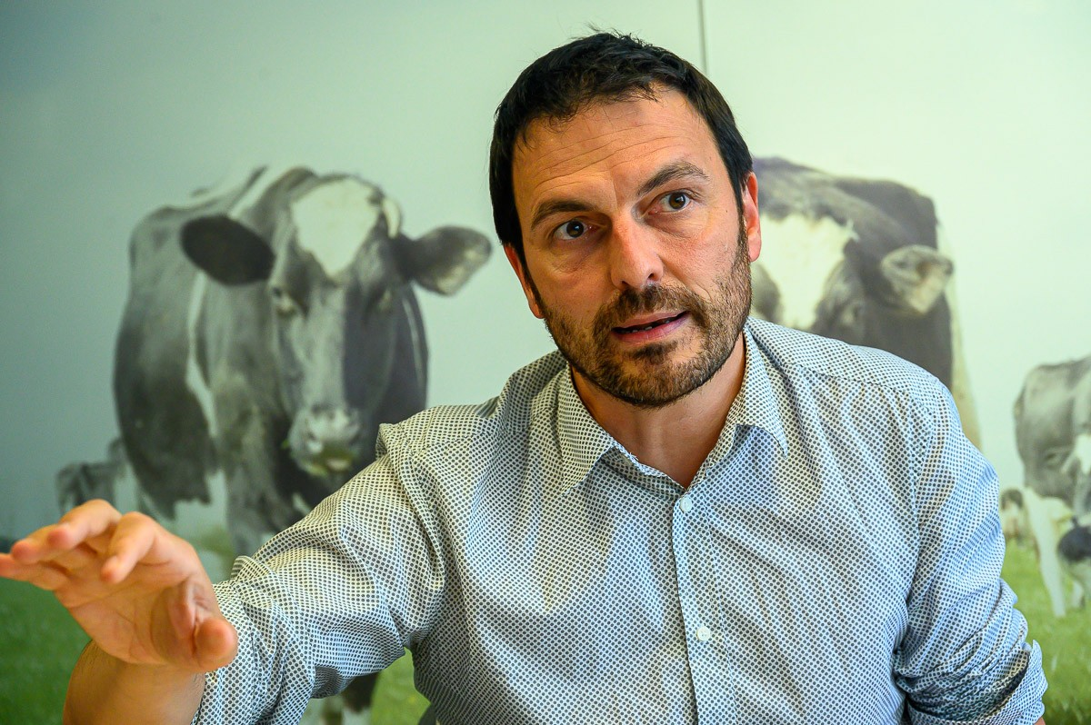 Daniel Bassas, director general de la cooperativa Plana de Vic