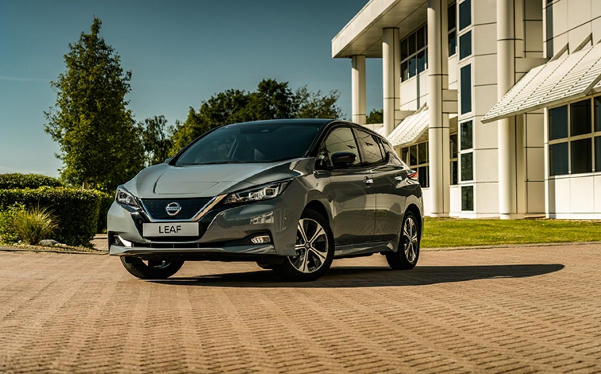 Nissan LEAF MY 2021