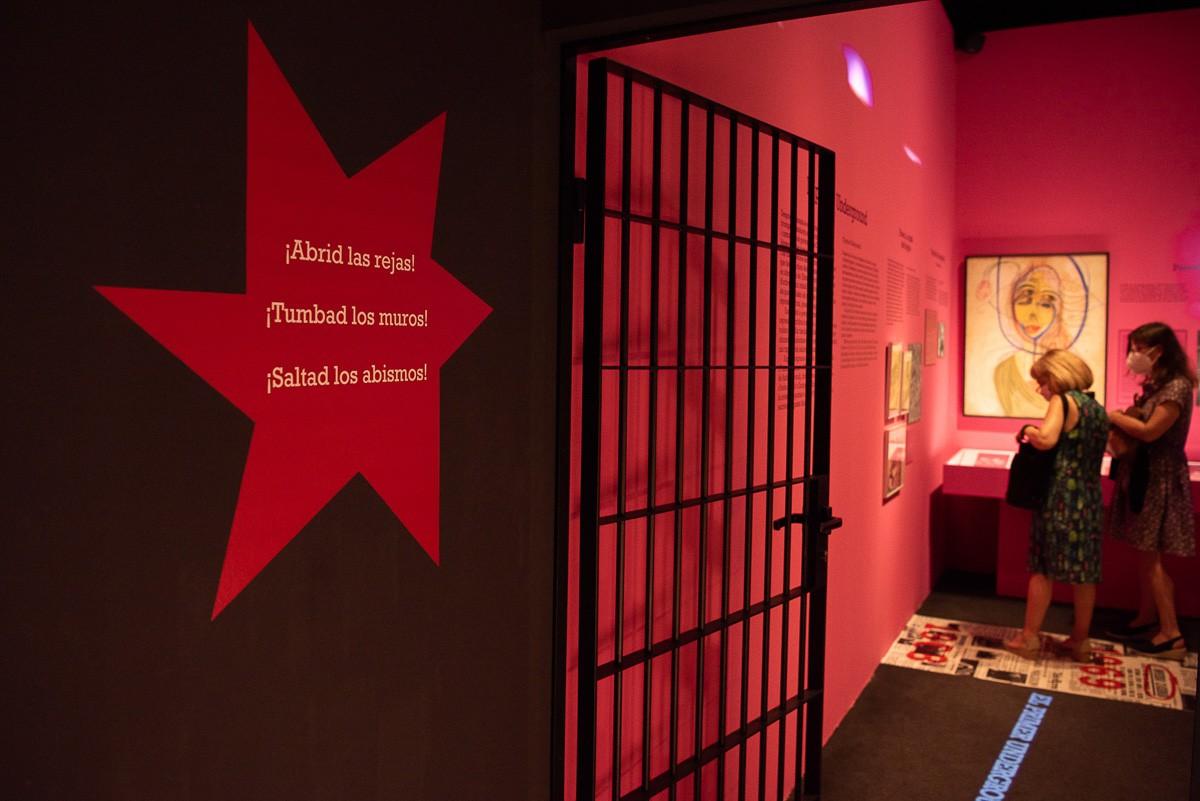 L'exposició «L'underground i la contracultura a la Catalunya dels 70» serà fins al novembre al Palau Robert.