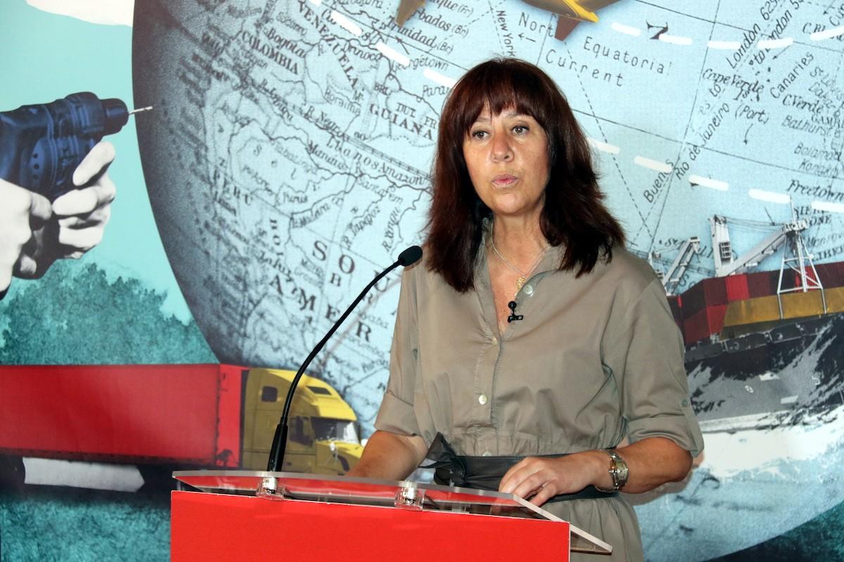 La batllessa de Girona, Marta Madrenas.