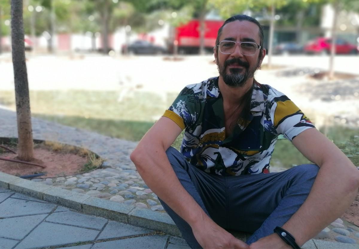 Xavi Palou va decidir fer un canvi de vida arran de la malaltia del seu fill petit