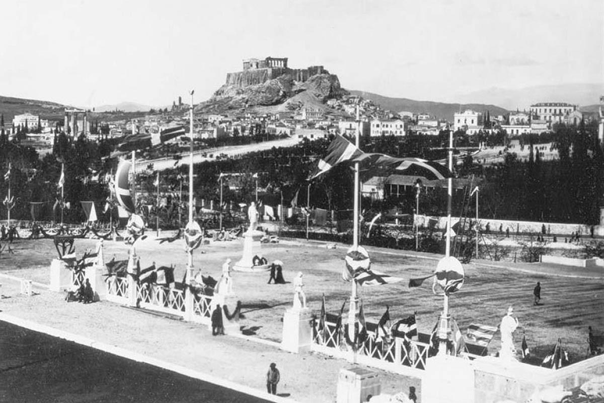 Atenes va acollir els primers Jocs de l'era moderna.
