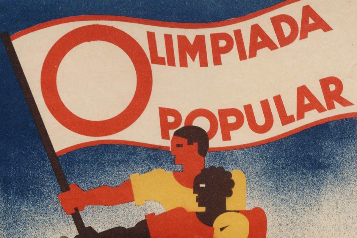 Barcelona va ser vista com l'alternativa per celebrar uns Jocs antifeixistes