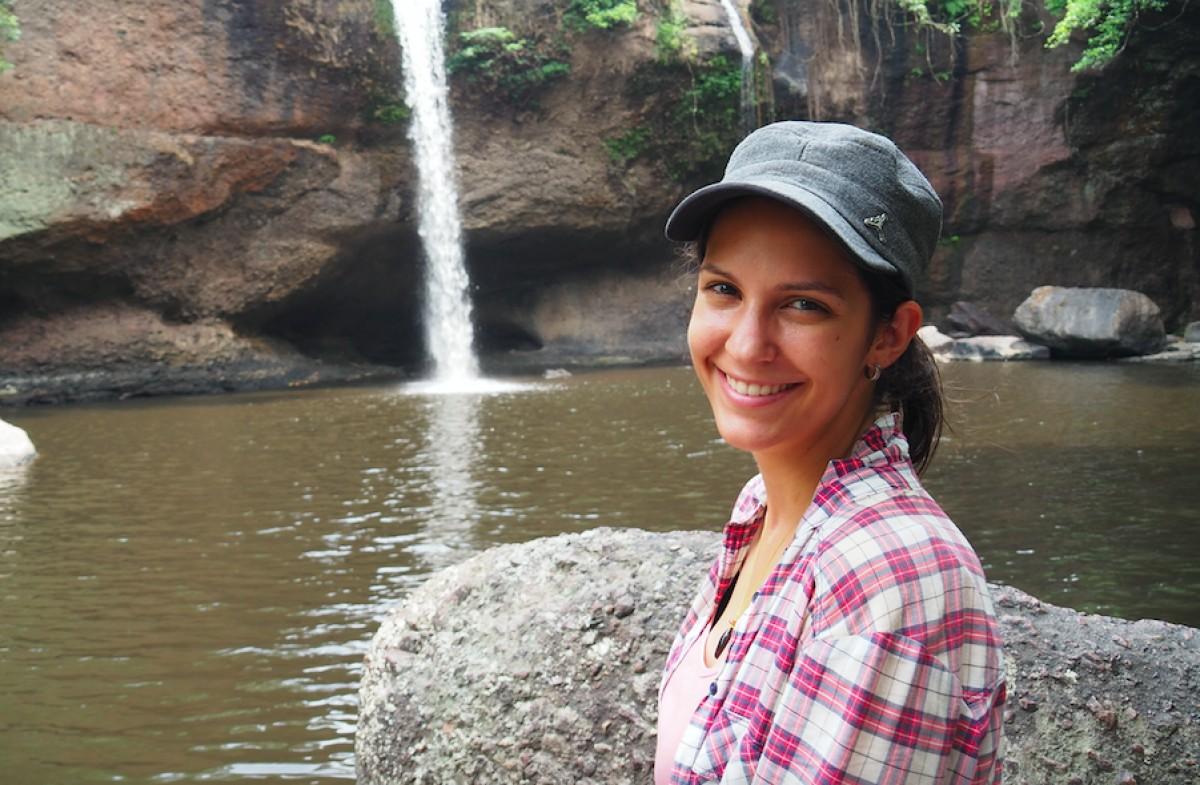 Anna Comellas va estudiar infermeria i actualment treballa a l'hospital Clínic