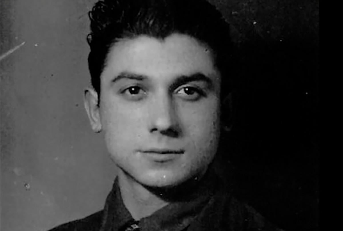 El maqui Elio Ziglioli
