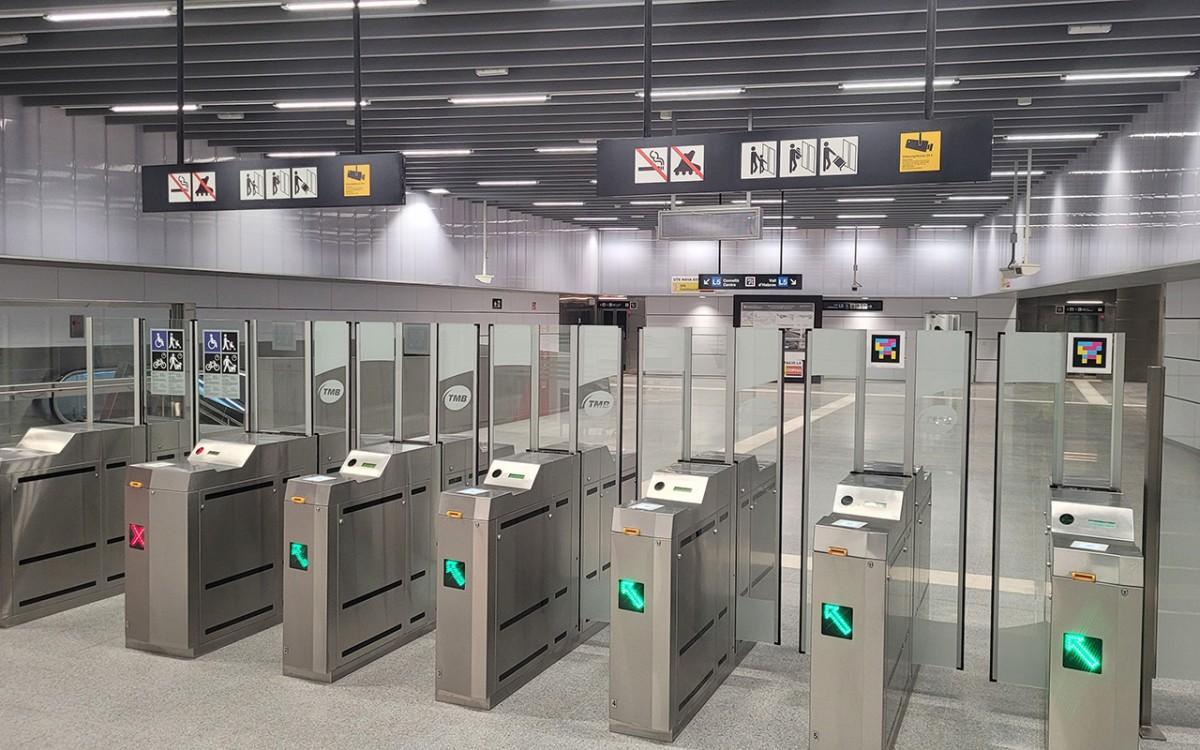 La nova estació d'Ernest Lluch