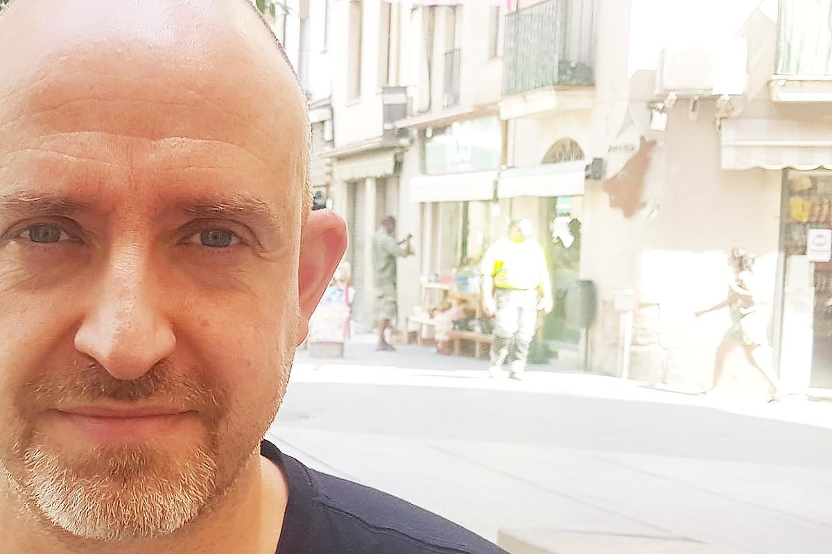 El director de cine i cineasta manresà Esteve Soler