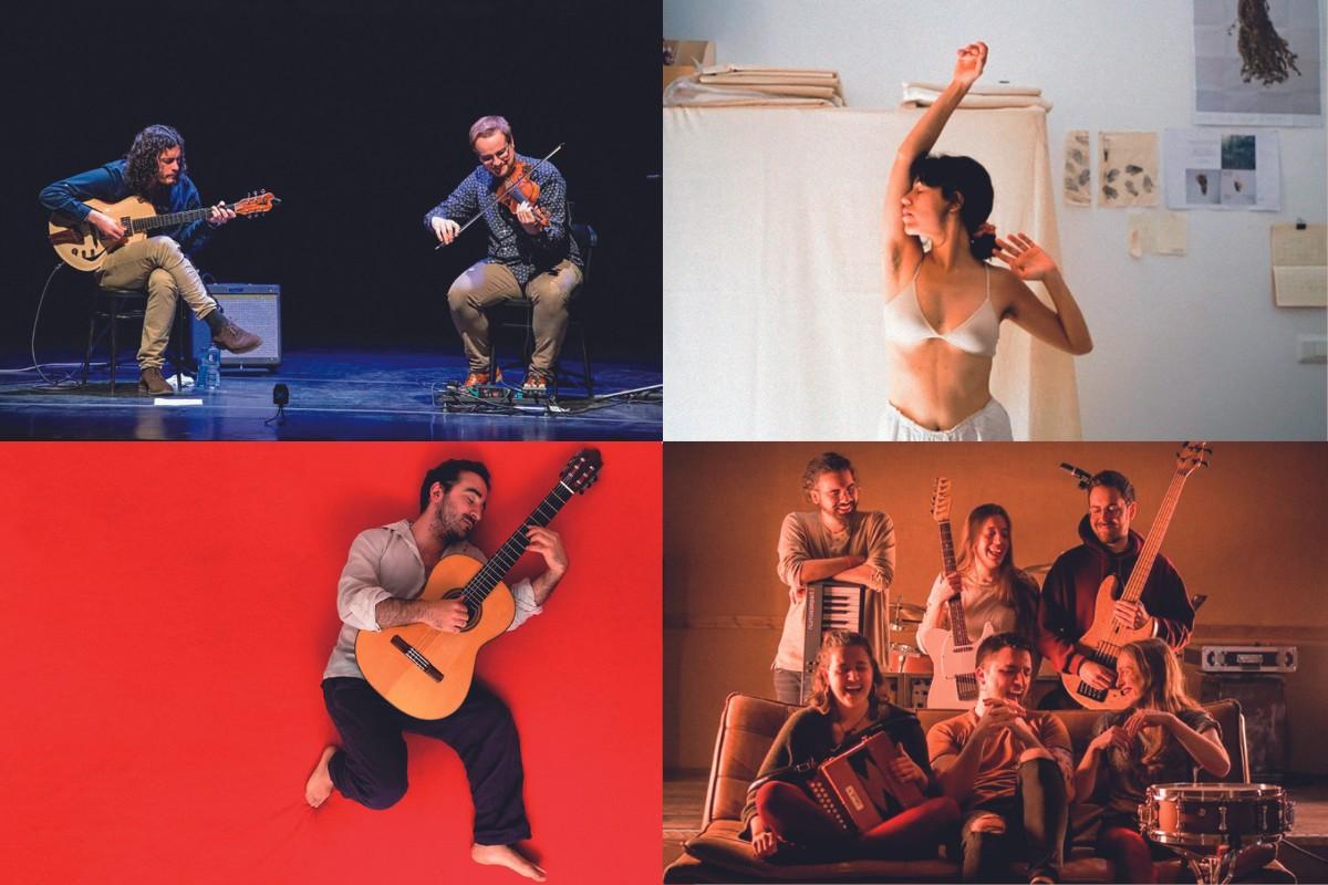Diode, Mar Grimalt, Joan Peiró Aznar i La Troupe, finalistes del Concurs Sons 2021