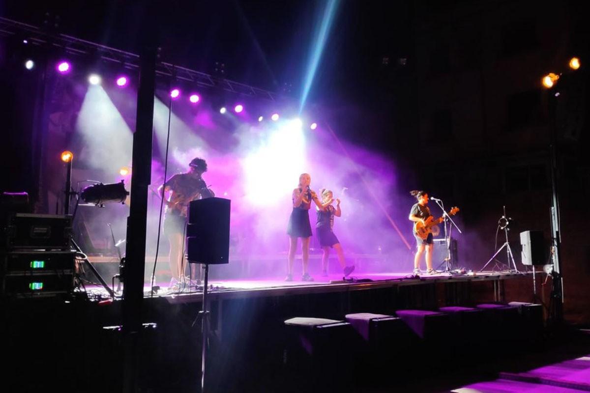 Concert de Roba Estesa a la Pobla de Segur