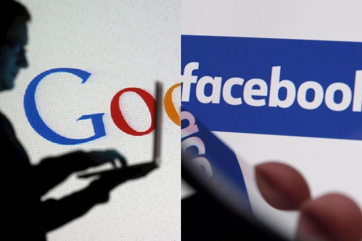 Google i Facebook, dues de les tecnològiques més importants del món