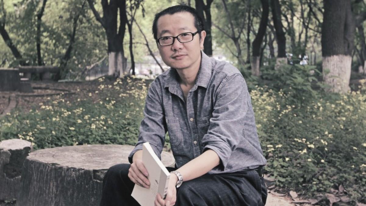 Una fotografia d'arxiu de Cixin Lou