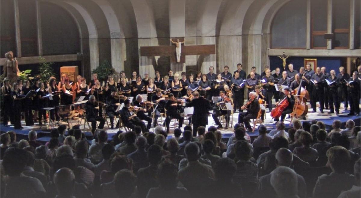 Concert a l'església de Segur
