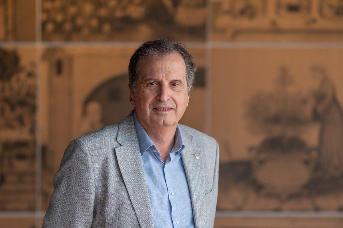 Una imatge de l'alcalde Alfons Garcia