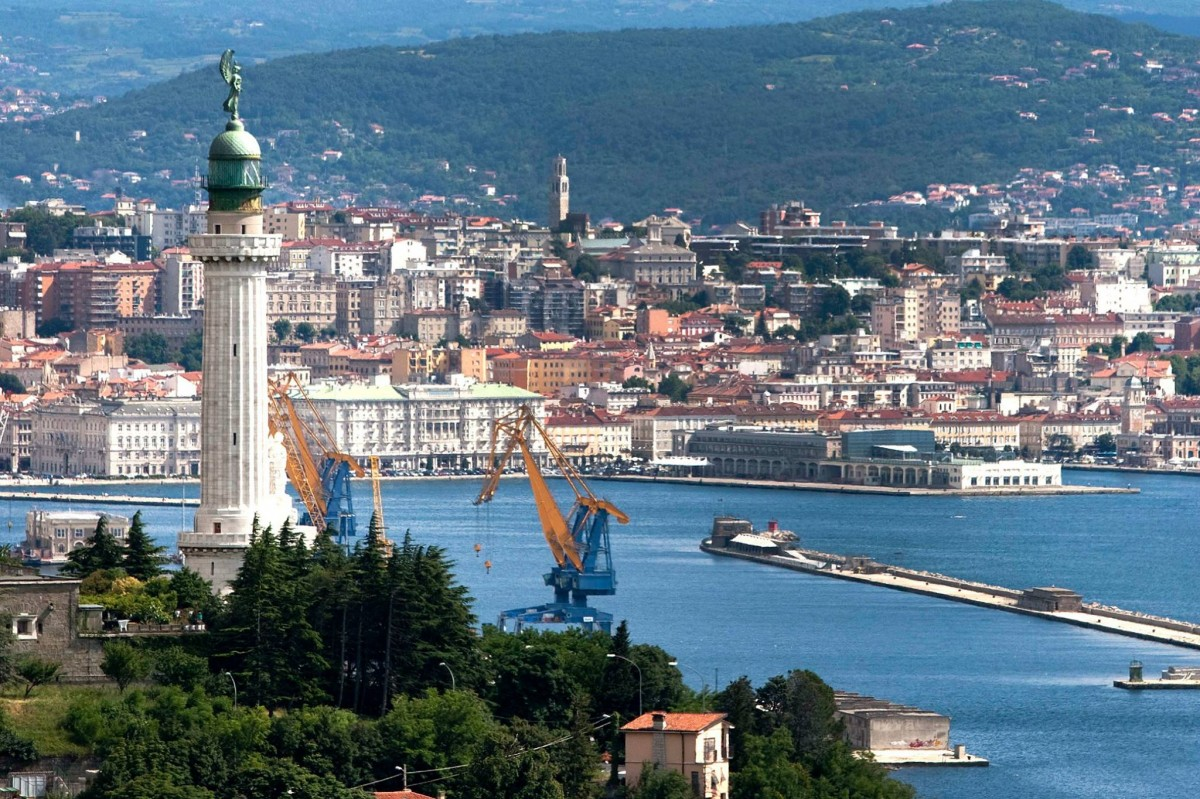 Imatge de la ciutat de Trieste