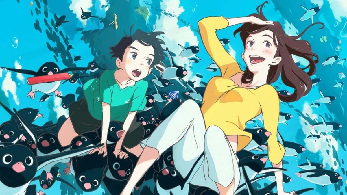 Imatge promocional de la pel·lícula «Penguin Highway»