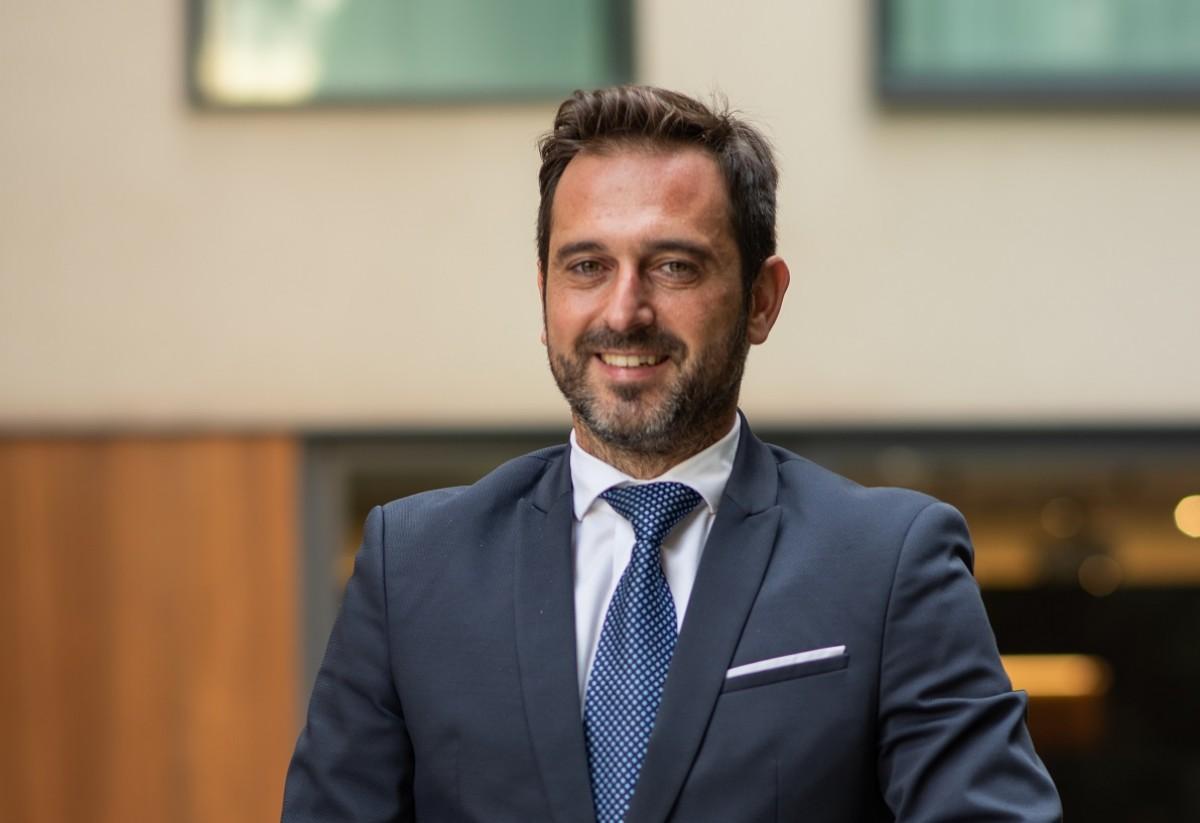 Joaquim López, director de Xerta Catering