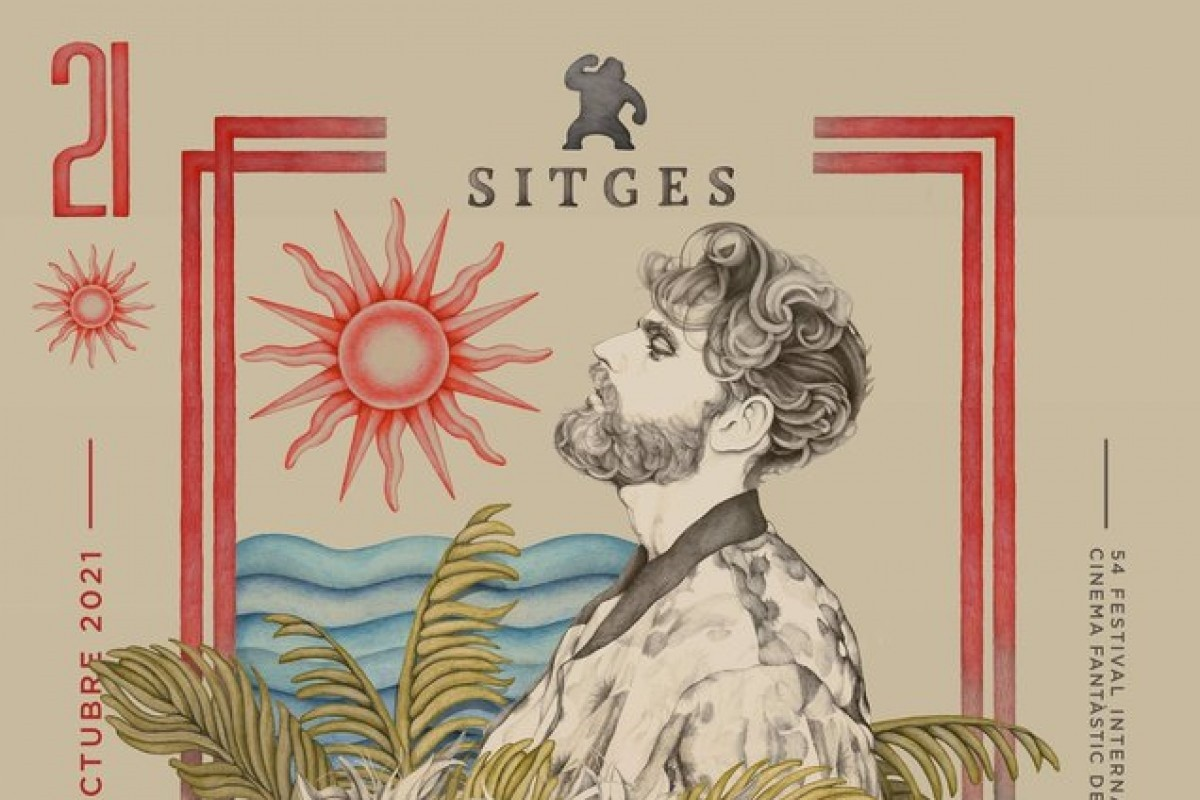 El cartell del Festival de Sitges 2021