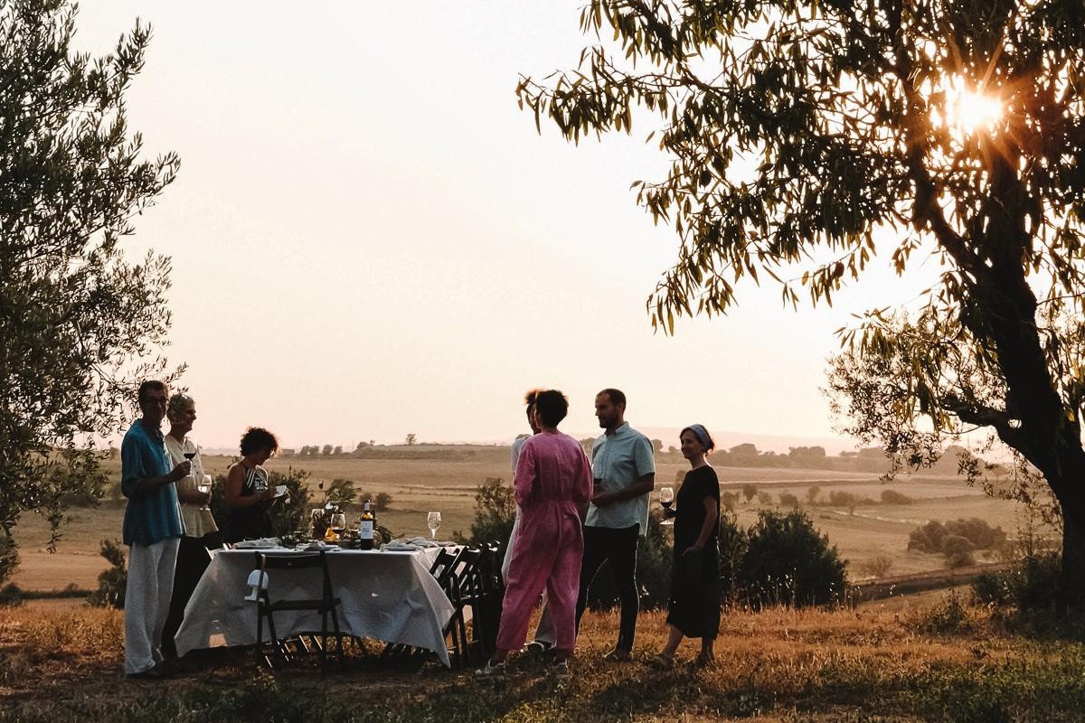Blanca Muntadas reuneix gent i el paisatge